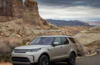 Land Rover Discovery Sd4 2017