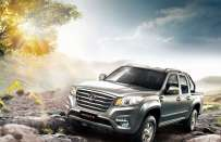 Great Wall Steed 6 gpl 2017: prezzo, dimensioni e caratteristiche del pick up 4×4 [FOTO]