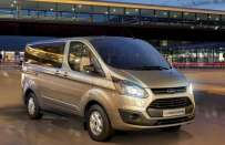 Ford Tourneo Custom 2017: prova su strada