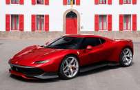 Nuova Ferrari SP38 One-Off