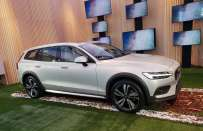 Nuova Volvo V60 Cross Country