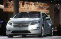 Chevrolet Volt World Green Car