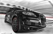 Project Kahn Audi Q7 Black & White