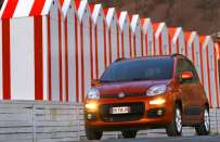 Fiat Panda 2012 vs Suzuki Splash, foto