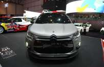 Citroen DS4 Racing Concept, foto