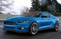 Ford Mustang 2014, render