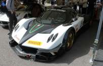 Pagani Zonda R Evo, esordio a Goodwood 2012 [FOTO e VIDEO]