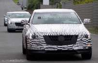 Cadillac CTS 2014, foto spia