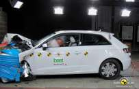 Crash test Euro NCAP agosto 2012, foto