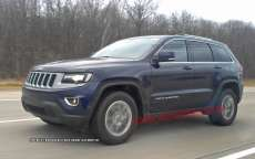 Jeep Grand Cherokee 2014 restyling