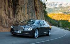 Nuova Bentley Flying Spur 2013
