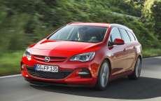 Opel Astra Sports Tourer 2013