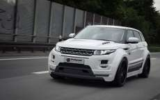 Land Rover Range Rover Evoque Prior Design PD650, foto