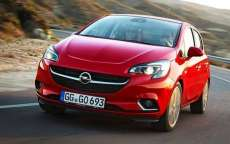 Nuove Opel 2015