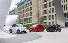 Smart Fortwo e Forfour Brabus