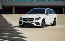 Mercedes AMG E63 4Matic