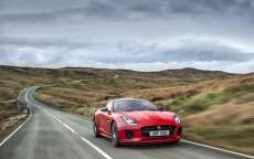 Jaguar F-Type turbo 2 litri