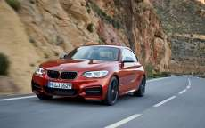 BMW Serie 2 restyling 2017