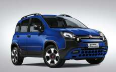 Fiat Panda City Cross 2017, foto