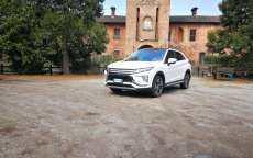 Mitsubishi Eclipse Cross: test drive