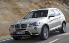 Nuova BMW X3 restyling totale