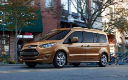 Ford Tourneo Connect Wagon