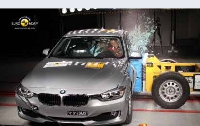 Classifica Crash Test 2012, foto