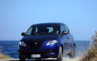 Lancia Ypsilon S by Momodesign, foto