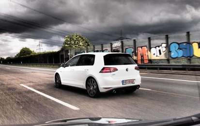 Volkswagen Golf 7 GTI tuning by HG Motorsport