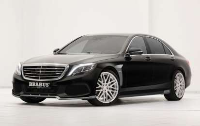 Mercedes Classe S 2013 by Brabus