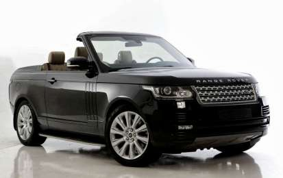 Range Rover Coupé e Cabriolet by NCE