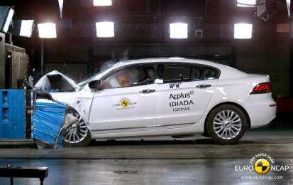 Qoros 3 Sedan: crash test Euroncap