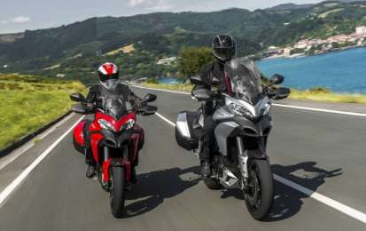 Ducati Multistrada D-Air 2014