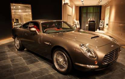 David Brown Speedback, la nuova Aston Martin DB5
