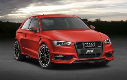 Tuning Audi A3 ABT