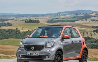 Nuova Smart Forfour 2014