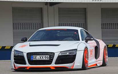 Audi R8 tuning di XXX Performance
