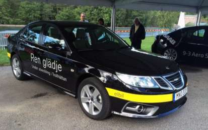 Saab 9-3 Electric