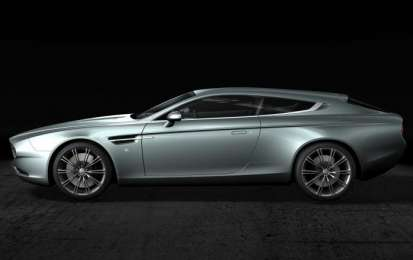 Aston Martin Virage Shooting Brake Zagato