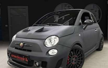 Abarth 500 by Romeo Ferraris Carbon Look
