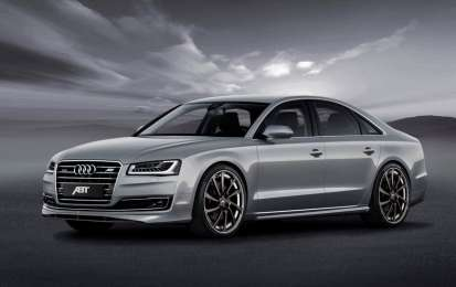 Audi A8 AS8 by ABT Sportsline
