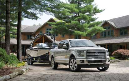 Ford F-150 Limited 2015