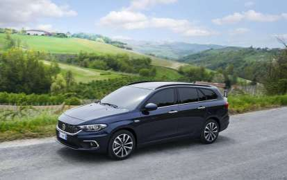Fiat Tipo station wagon 2016