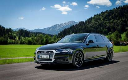 ABT AS4, Audi A4 Avant tuning