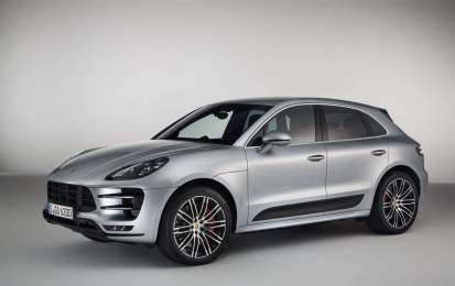 Porsche Macan Turbo con Performance Package