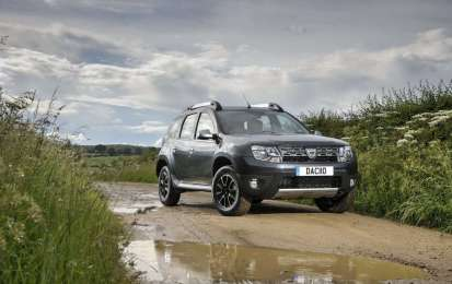 Dacia Duster MY 2016