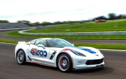 Chevrolet Corvette Grand Sport Indy 500