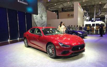 Maserati Ghibli GranSport 2018