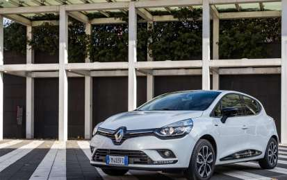 Nuove Renault Clio Duel e Duel2