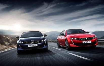 Nuova Peugeot 508 First Edition
